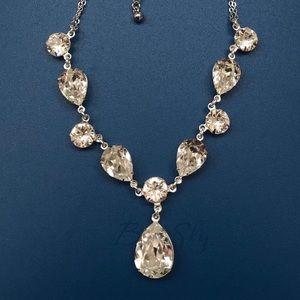 Brand New, Never Worn Swarovski Crystal Necklace